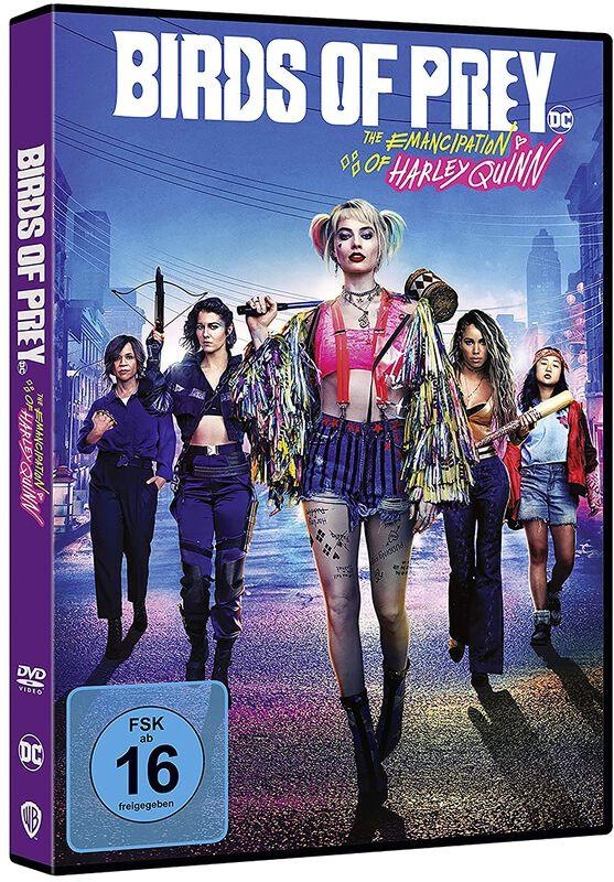 The emancipation of Harley Quinn