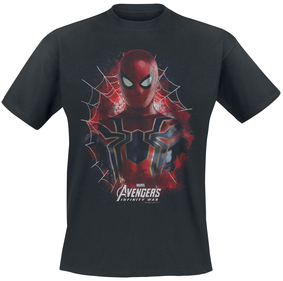 Avengers Iron Spider powered by EMP