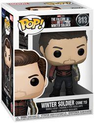 Winter Soldier Outfit Vinyl Figur 813
