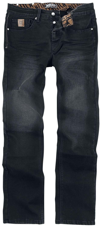 Metallica EMP Signature Collection Jeans black