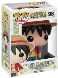 Monkey D. Luffy Vinyl Figure 98