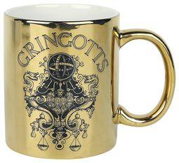 Gringotts - Tasse mit Foliendruck