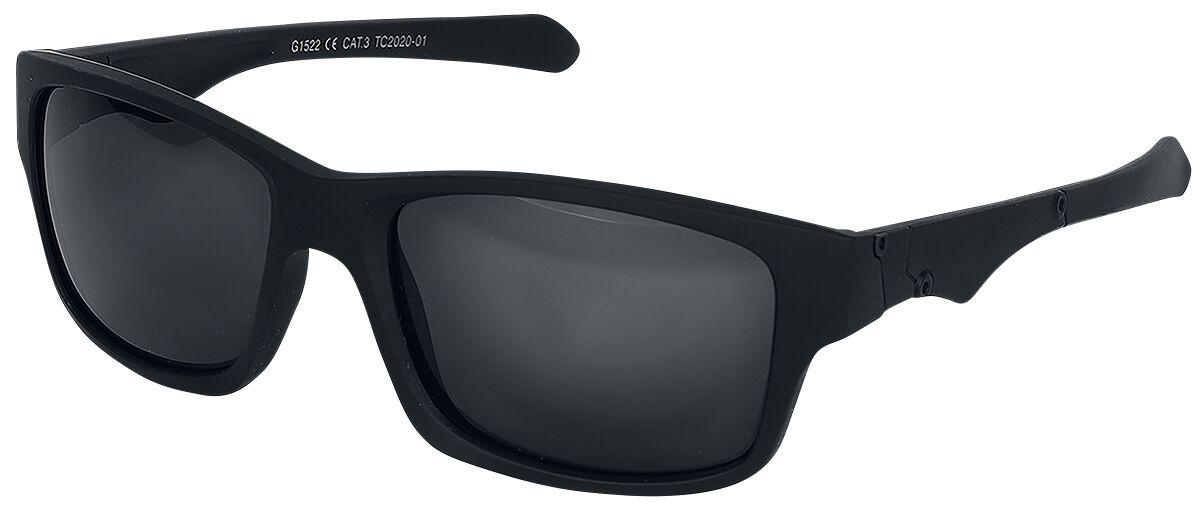 Sonnenbrillen - Biker Sonnenbrille schwarz  - Onlineshop EMP