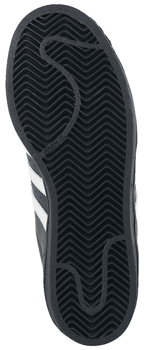 Image of Adidas Superstar Foundation Sneaker schwarz/weiß