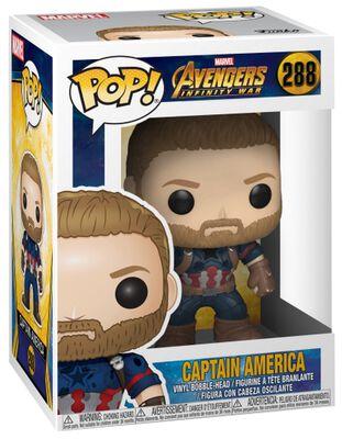 Infinity War - Captain America Vinyl Figure 288