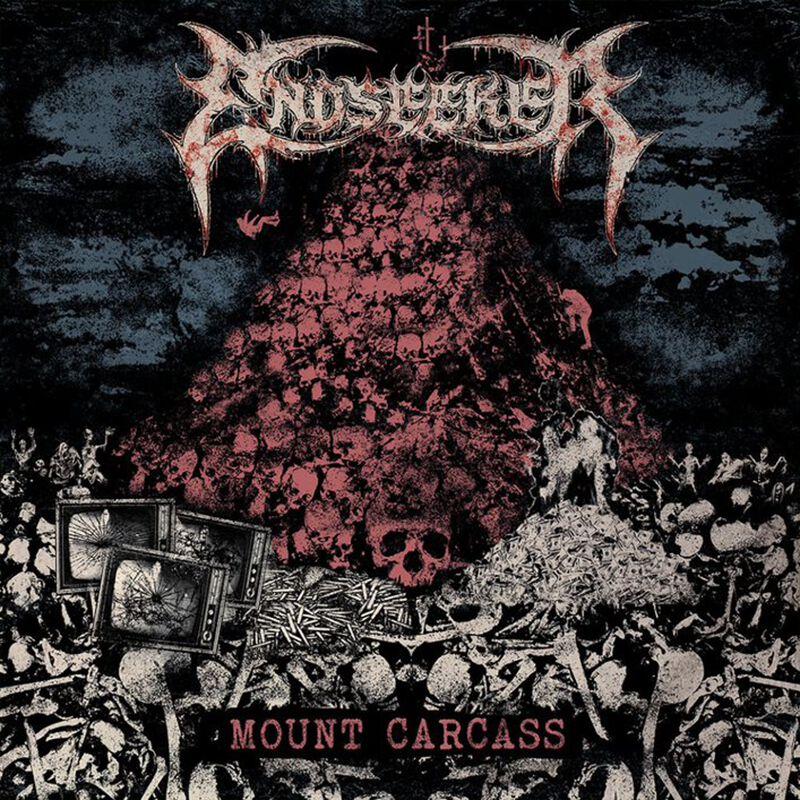 Mount carcass