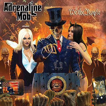 Image of Adrenaline Mob We the people CD Standard