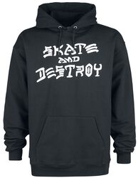 Skate and Destroy Hood