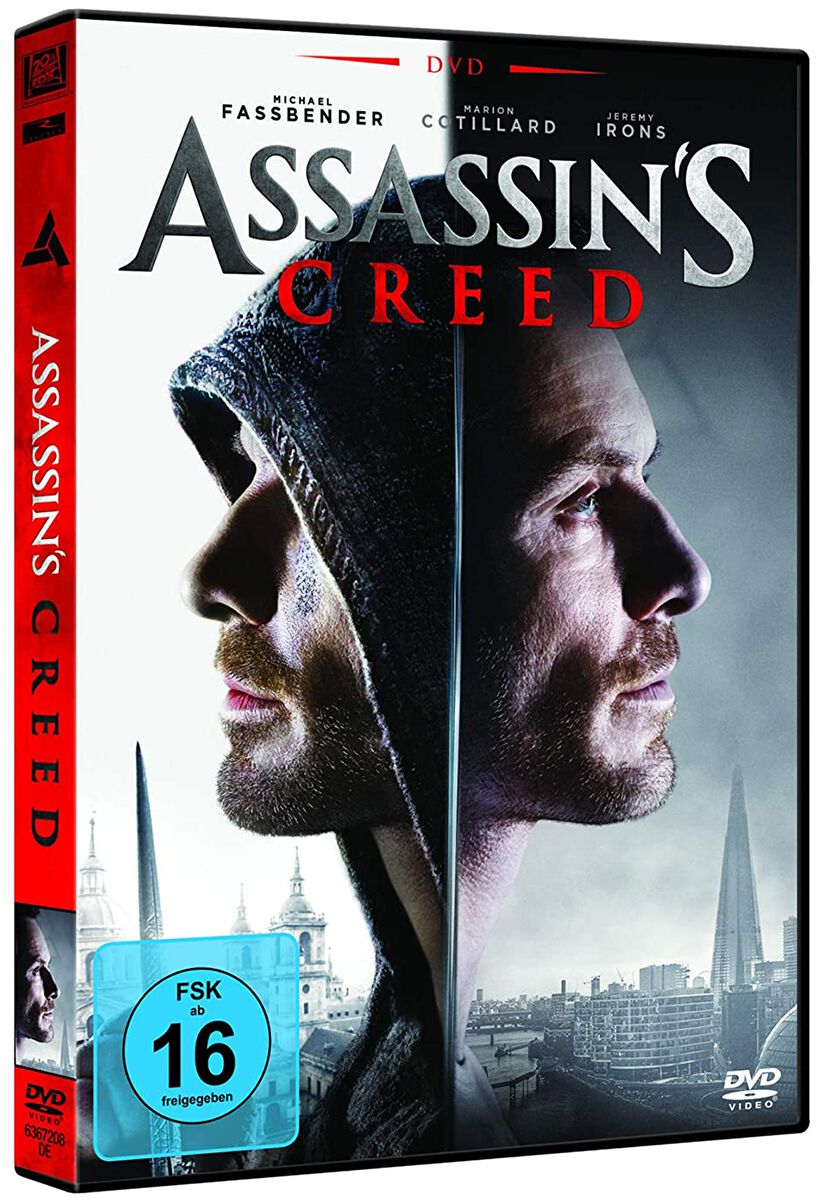 Image of Assassin's Creed Assassin's Creed DVD Standard
