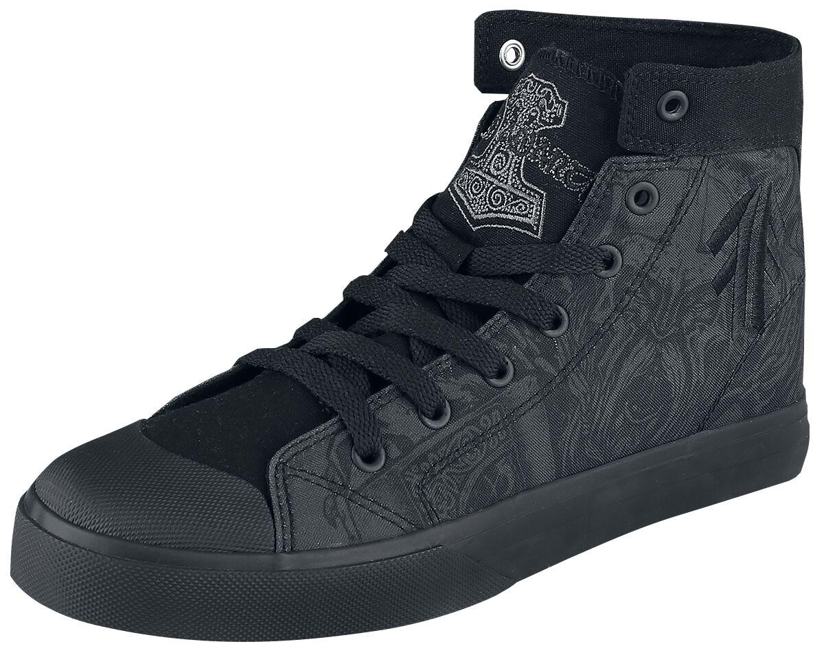 Sneakers für Frauen - Amon Amarth EMP Signauture Collection Sneaker schwarz  - Onlineshop EMP