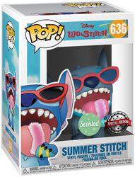 Summer Stitch Vinyl Figur 636