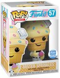 Fantastik Plastik Mister Sprinkles (Funko Shop Europe) Vinyl Figur 57