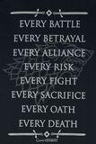 House Stark - Every Fight