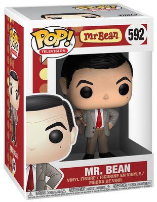 Mr. Bean mit Teddy (Chase Edition möglich) Vinyl Figure 592