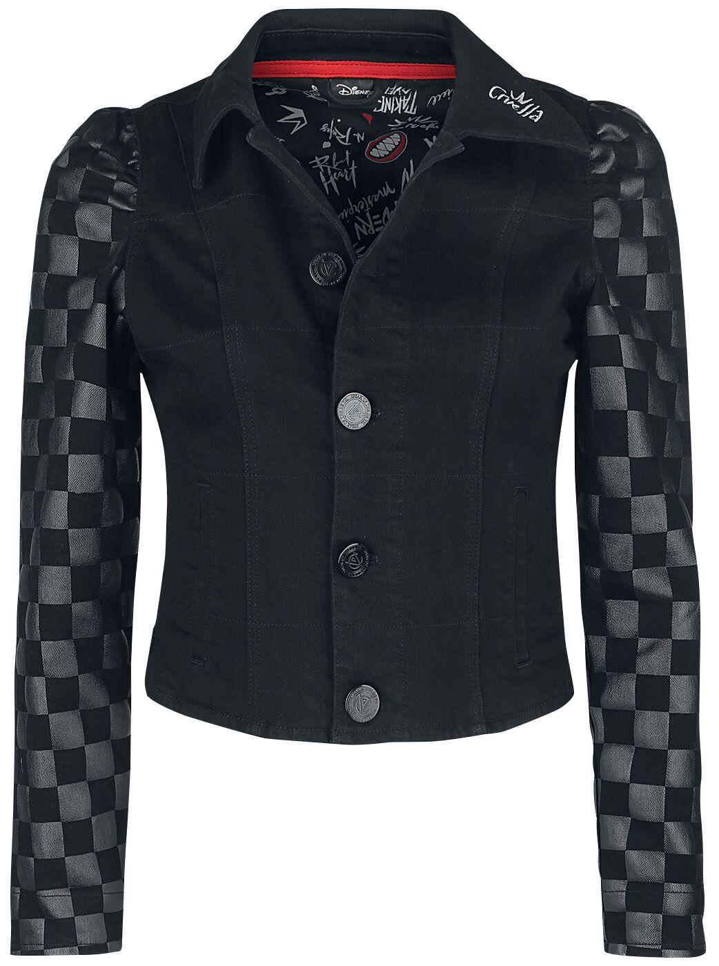 Cruella Cruella Jeansjacke schwarz . M424569