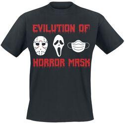 Evilution Of Horror Mask