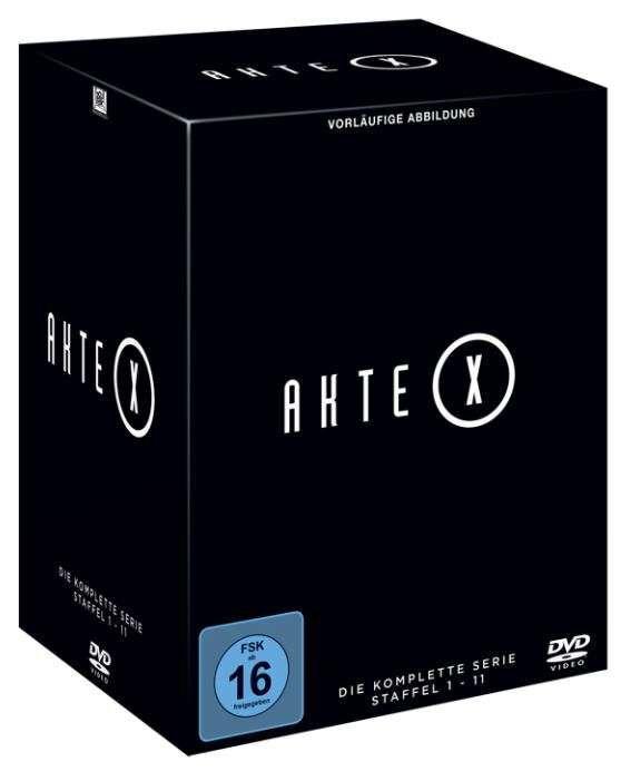 Image of Akte X Staffel 1-11 - Die komplette Serie 59-DVD Standard