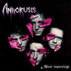 Image of Anacrusis Manic impressions CD Standard