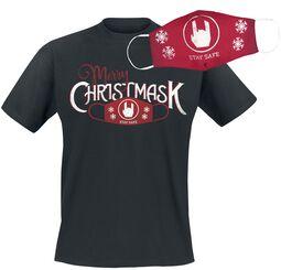 Bundle aus Maske und T-Shirt