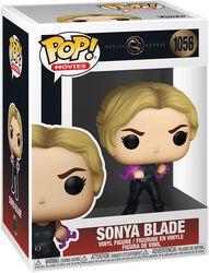 Sonya Blade Vinyl Figur 1056