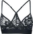Ladies Triangle Lace Bra