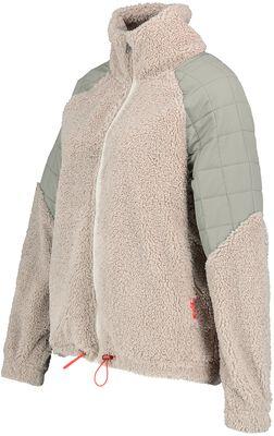 Ladies Teddy Fleece Jacket