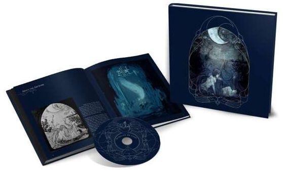 Image of Alcest Écailles de lune - Anniversary Edition CD Standard