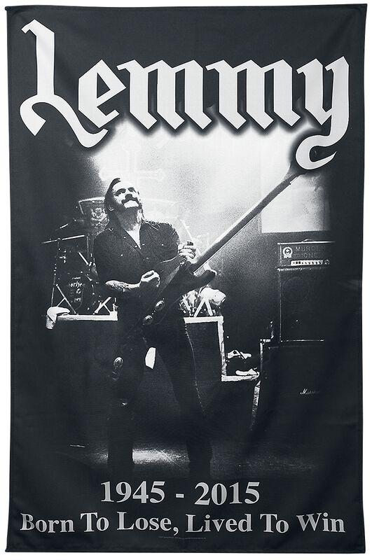 Lemmy - Lived To Win