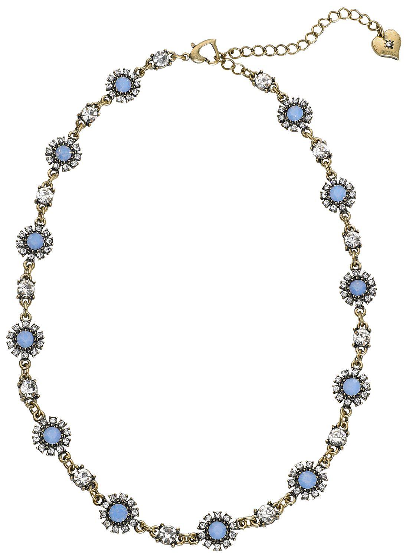Lovett & Co. Grace Necklace Halskette goldfarben 11493