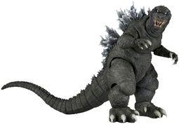 Head to Tail - Godzilla