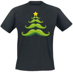 Schnurbart Weihnachtsbaum