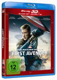 The Return of the First Avenger – Captain America