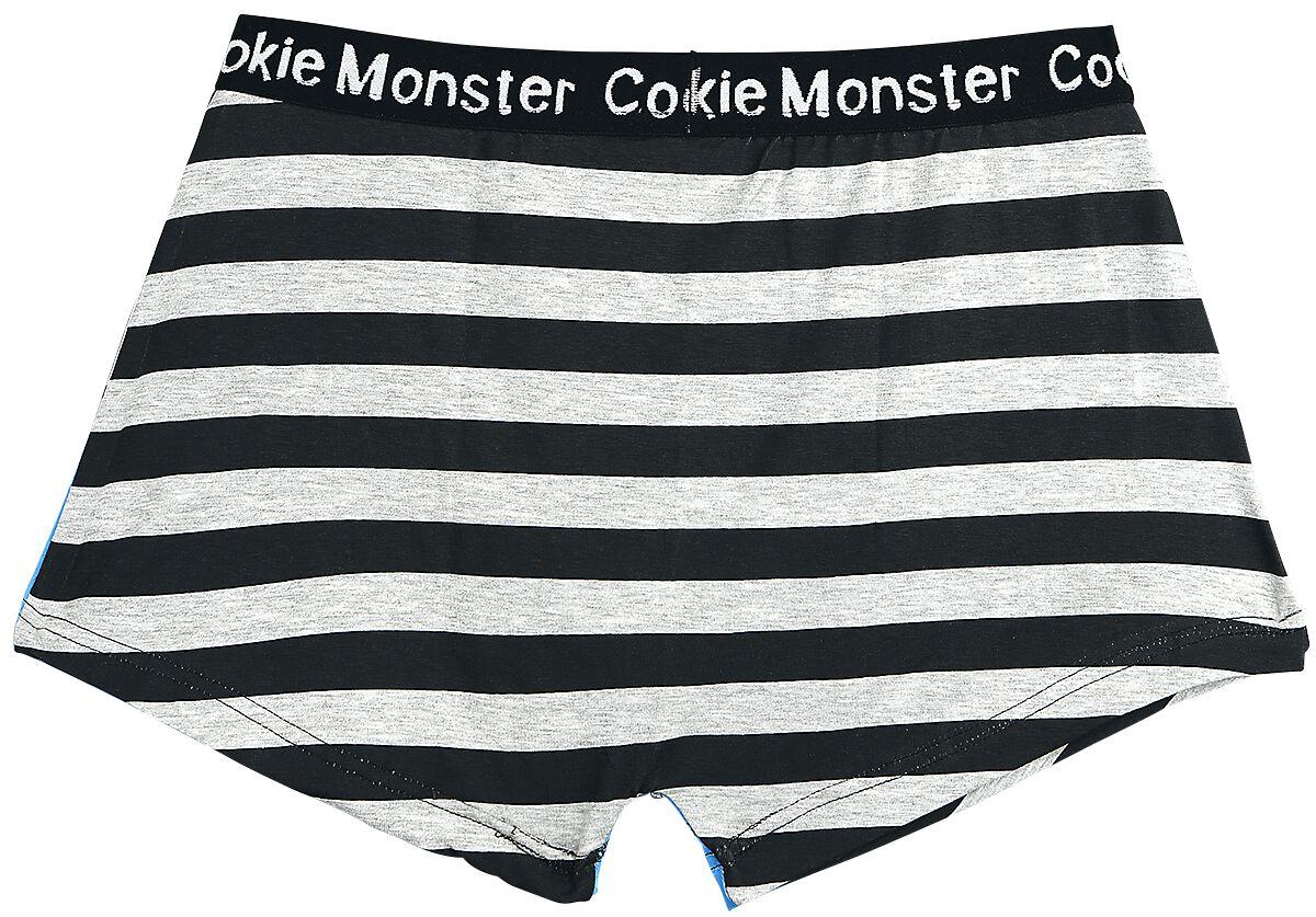 12d06fd9ce Cookie Monster | Sesamstraße Boxershort | EMP