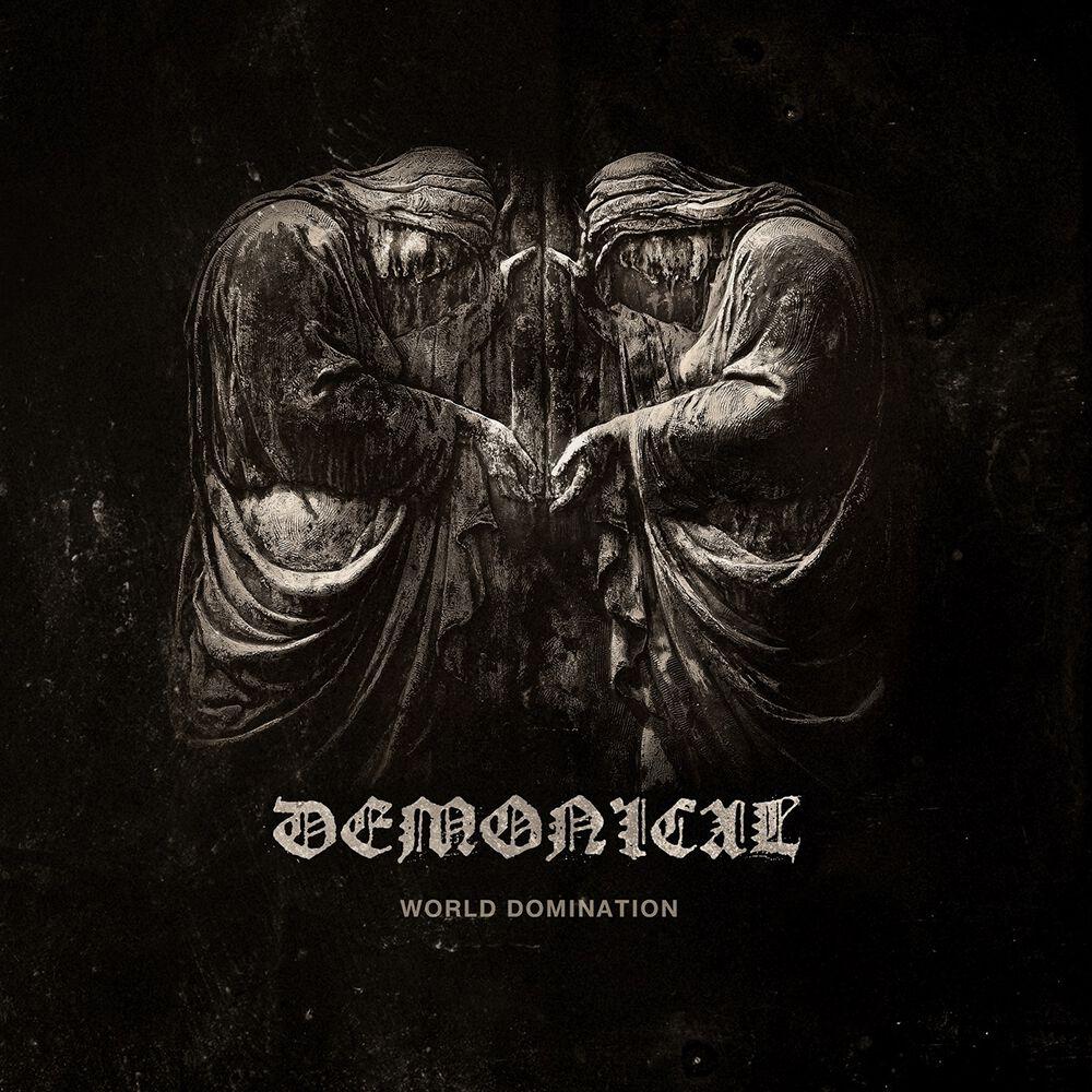 Demonical  World domination  CD  Standard