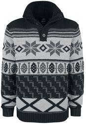 Winter Jacquard Pullover