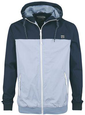 Men's Block Zip Jacket