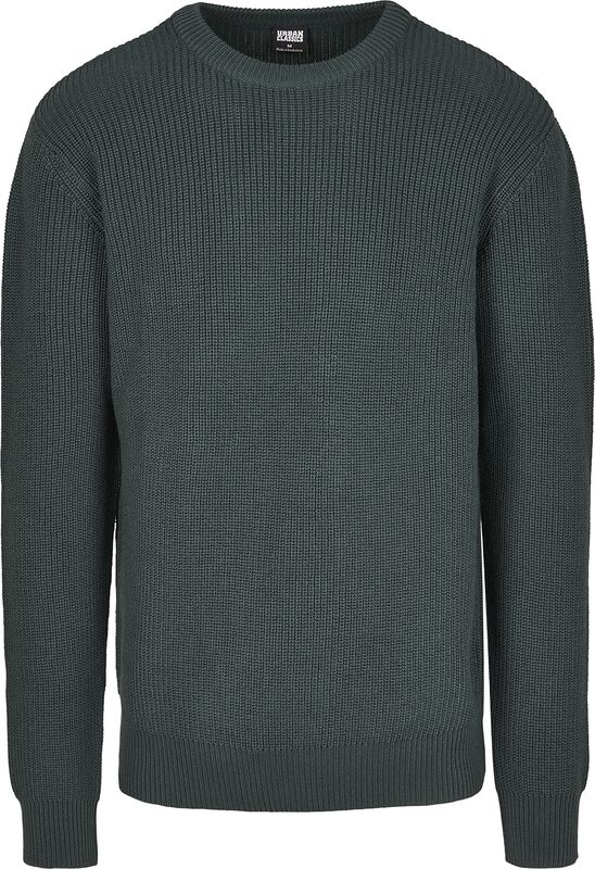 Cardigan Stitch Sweater