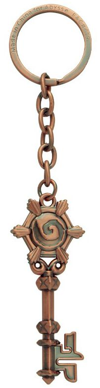 Hearthstone Arena Key Schlüsselanhänger multicolor ABYKEY365