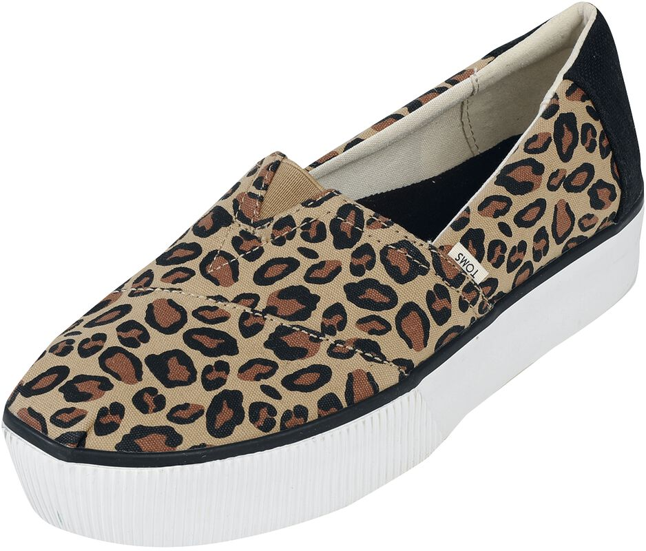 Leopard Alpargata Boardwalk Slip-On
