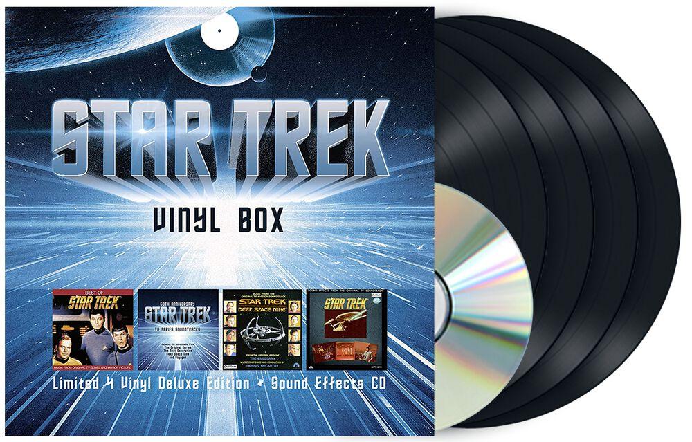 Star Trek Vinyl Box