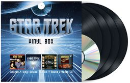 Star Trek Vinyl Box