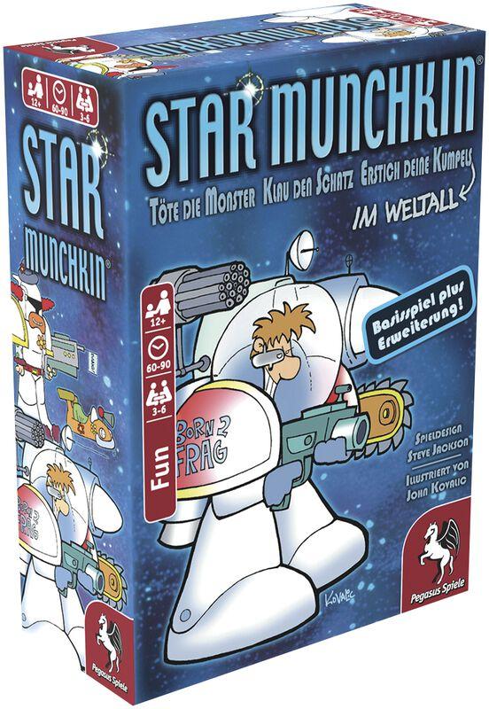 Munchkin Star 1+2