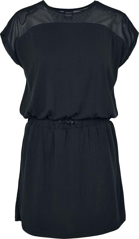 Ladies Tech Mesh Modal Dress