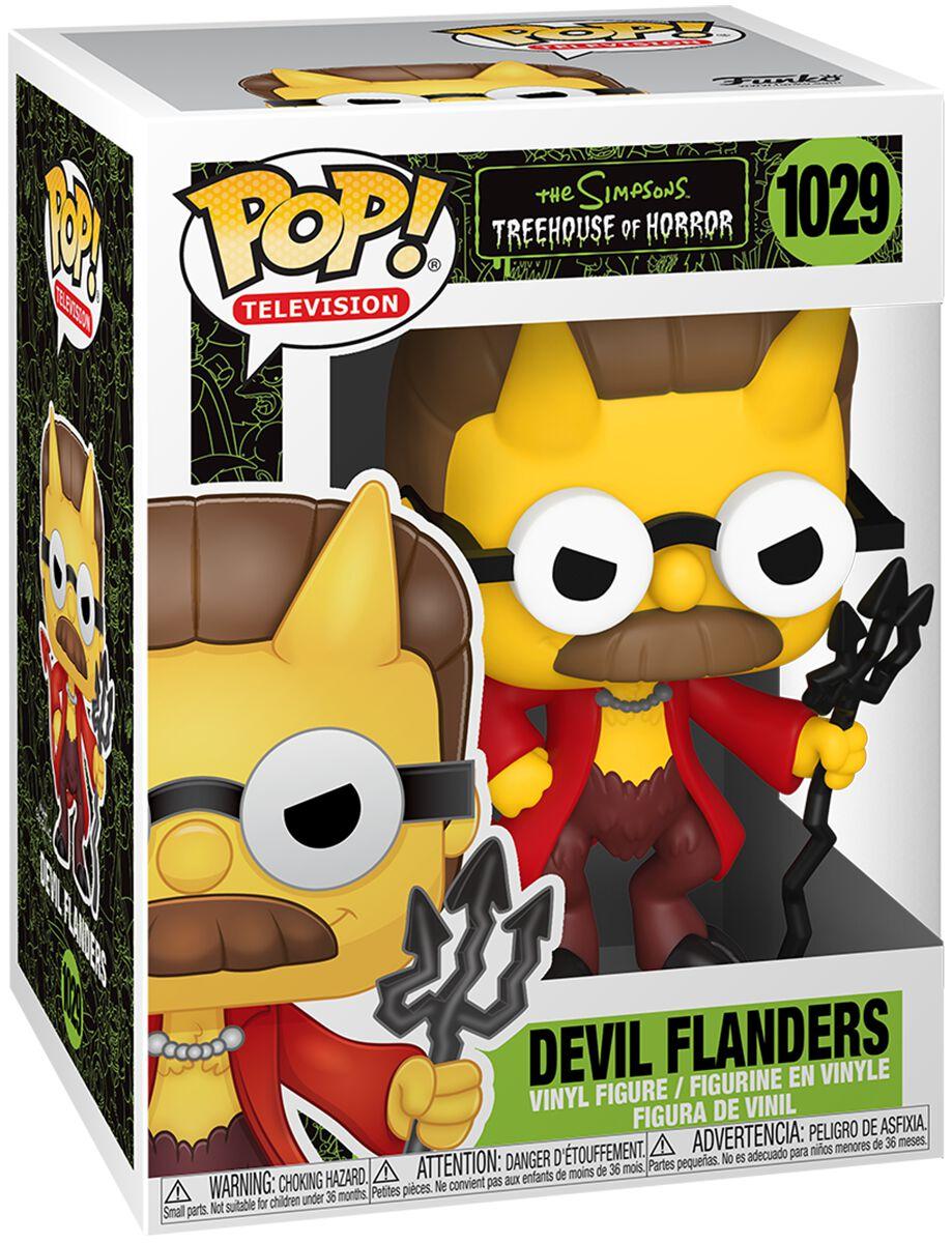 Die Simpsons Devil Flanders Vinyl Figur 1029 powered by EMP