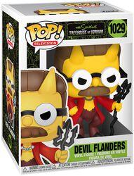 Devil Flanders Vinyl Figur 1029