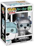 Snowball Vinyl Figure 178