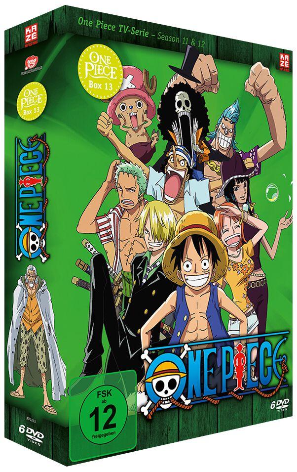 Image of One Piece Die TV-Serie - Box 13 6-DVD Standard