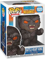 Battle-Ready Kong Vinyl Figur 1020