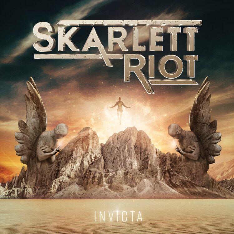 Skarlett Riot Invicta CD multicolor DZCD099