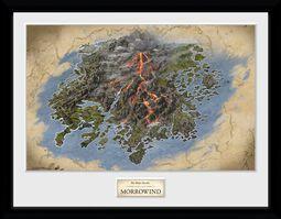 Online Morrowwind - Map